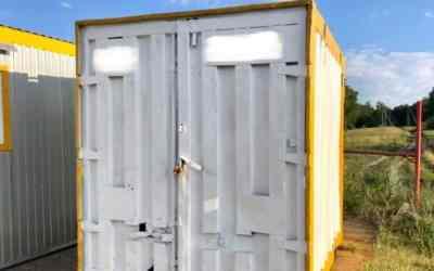 Контейнеры в аренду 10 футов, Аренда контейнера - Пенза